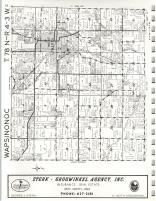 Map Image 009, Muscatine County 1973